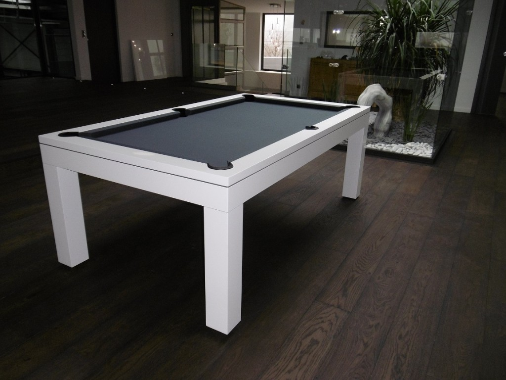 100 Billard Loft Transformable En Table R Ussir Sa D Coration Avec Un Billard Ren Pierre
